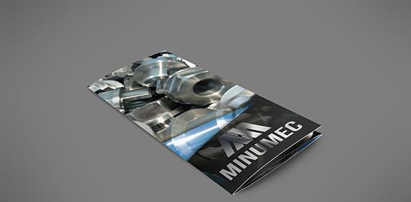 Minumec, la brochure