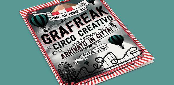 Grafreak, c'est chic!
