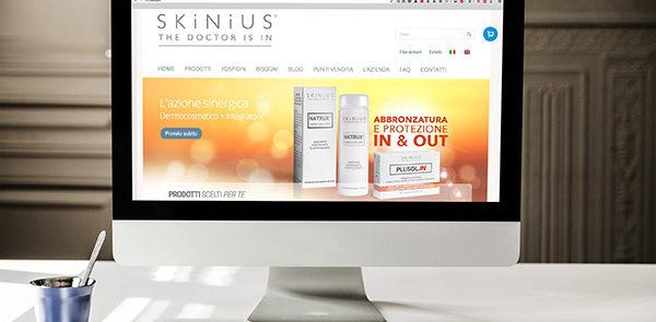 Skinius, la collaborazione continua
