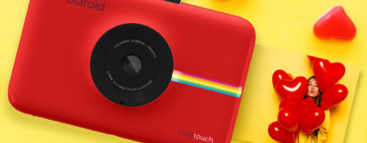 Polaroid social post