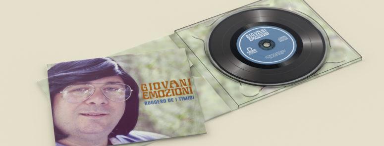 Giovani Emozioni | L'album