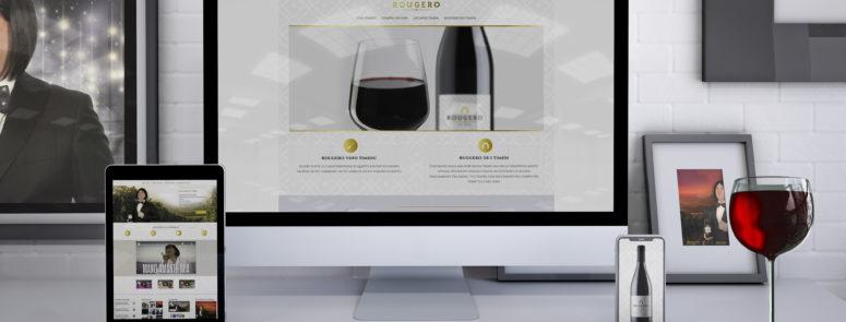 Il sito di ROUGERO Vino Timido