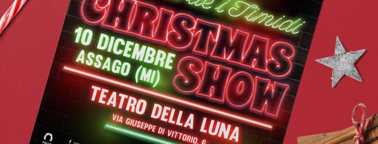 Christmas Show con Ruggero de i Timidi