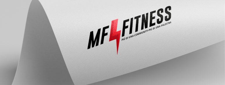 Logo per un centro fitness